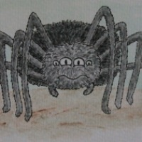 Sidney the Scaredy Spider