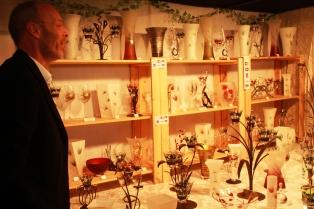 glass stall