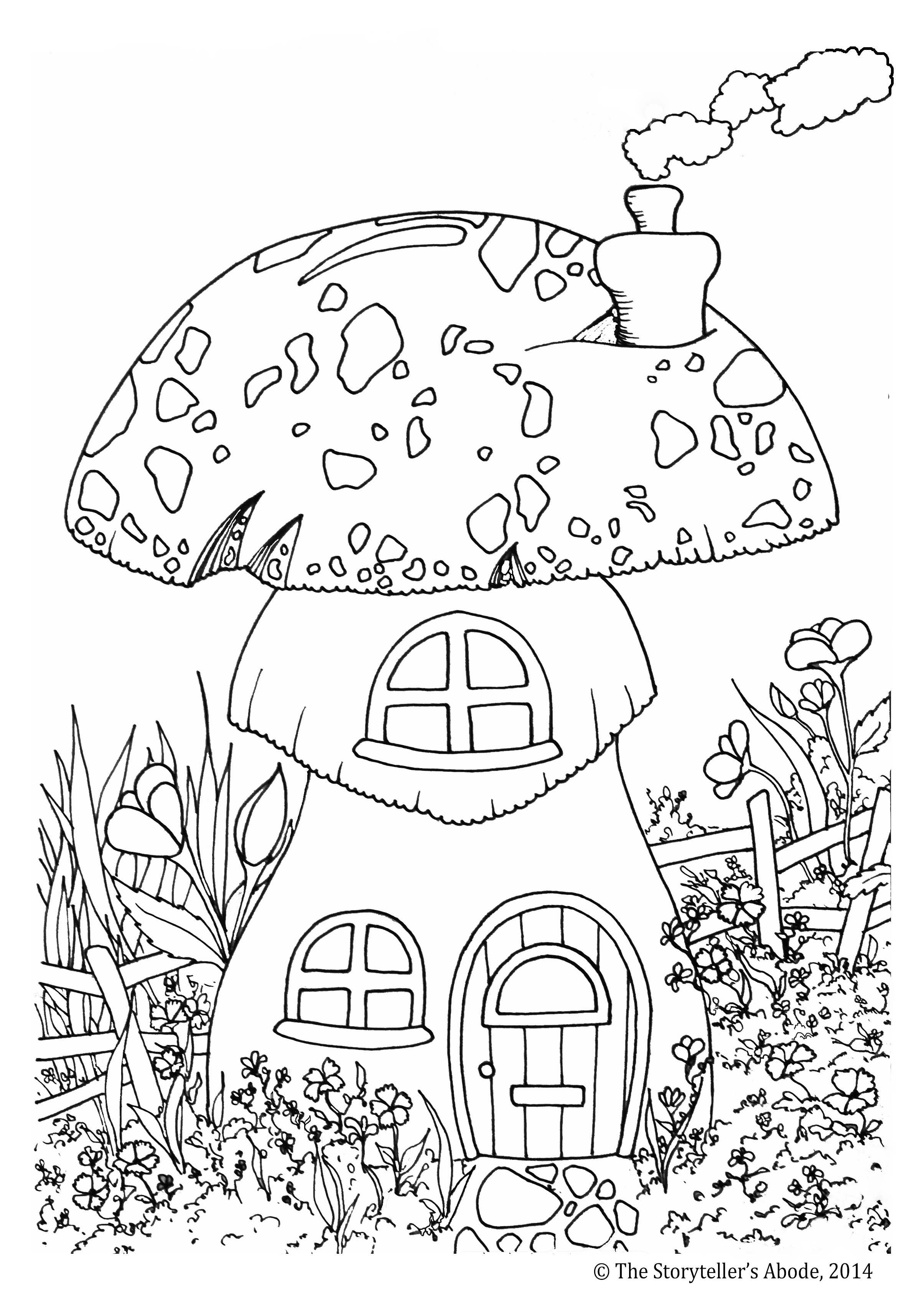 Princess castle colouring page | Castle coloring page, Coloring ... | 3402x2409