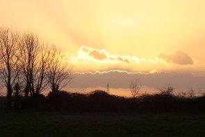 golden sunset3