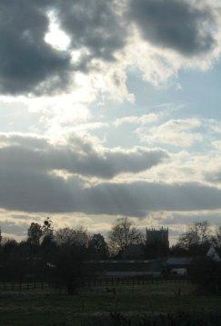 sunbeams to church