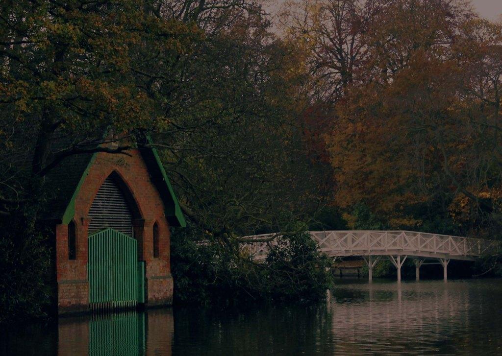 Boathouse and bridge week 3 dusk2