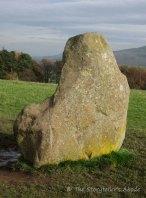 single large stone
