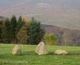 three stones
