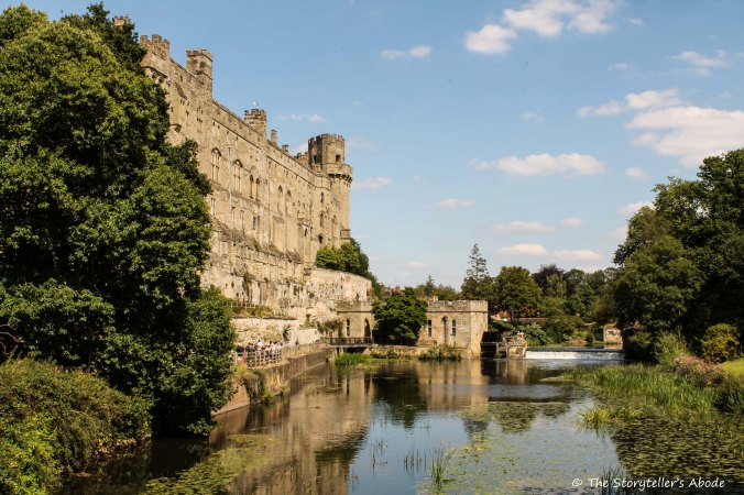 Warwick Castle on the River Avon