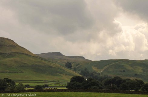 view from castlerigg