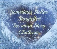 six word story challenge