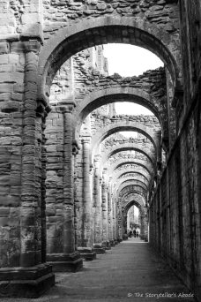 fountains abbey arches2