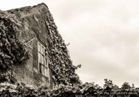 Rundown barn, Nottinghamshire, UK