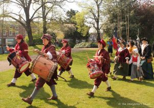 drummers parade