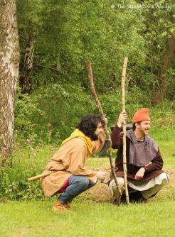 14 Medieval men