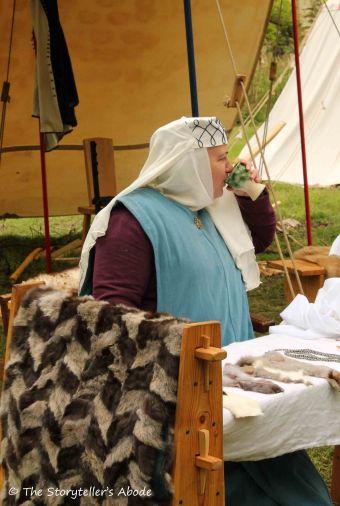 22 medieval lady