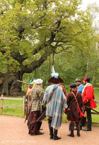29 Jacobites by Major Oak