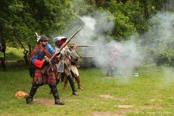 45 Jacobite battle