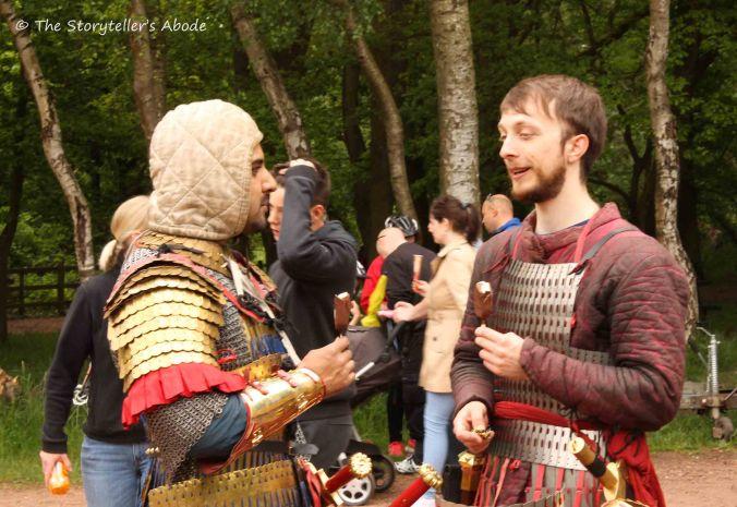 49 Ananchronistic Arabian Knights