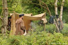 9 Highwaymen's camp