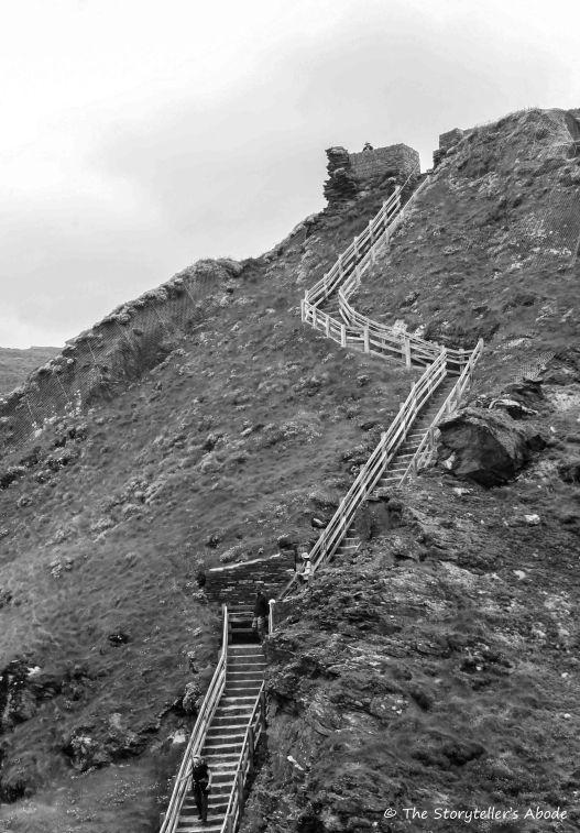 Tintagel Steps 2.3