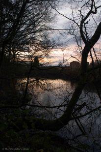 sunset-over-the-stream