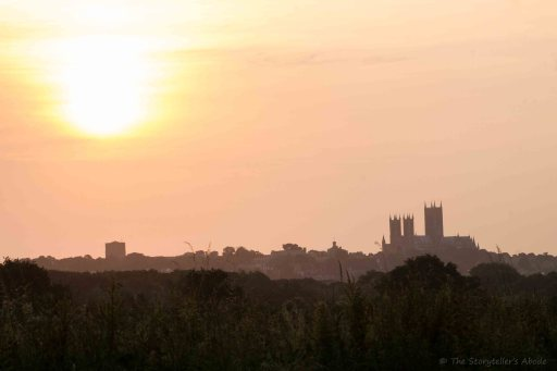 Lincoln Cathedral at Dawn 2