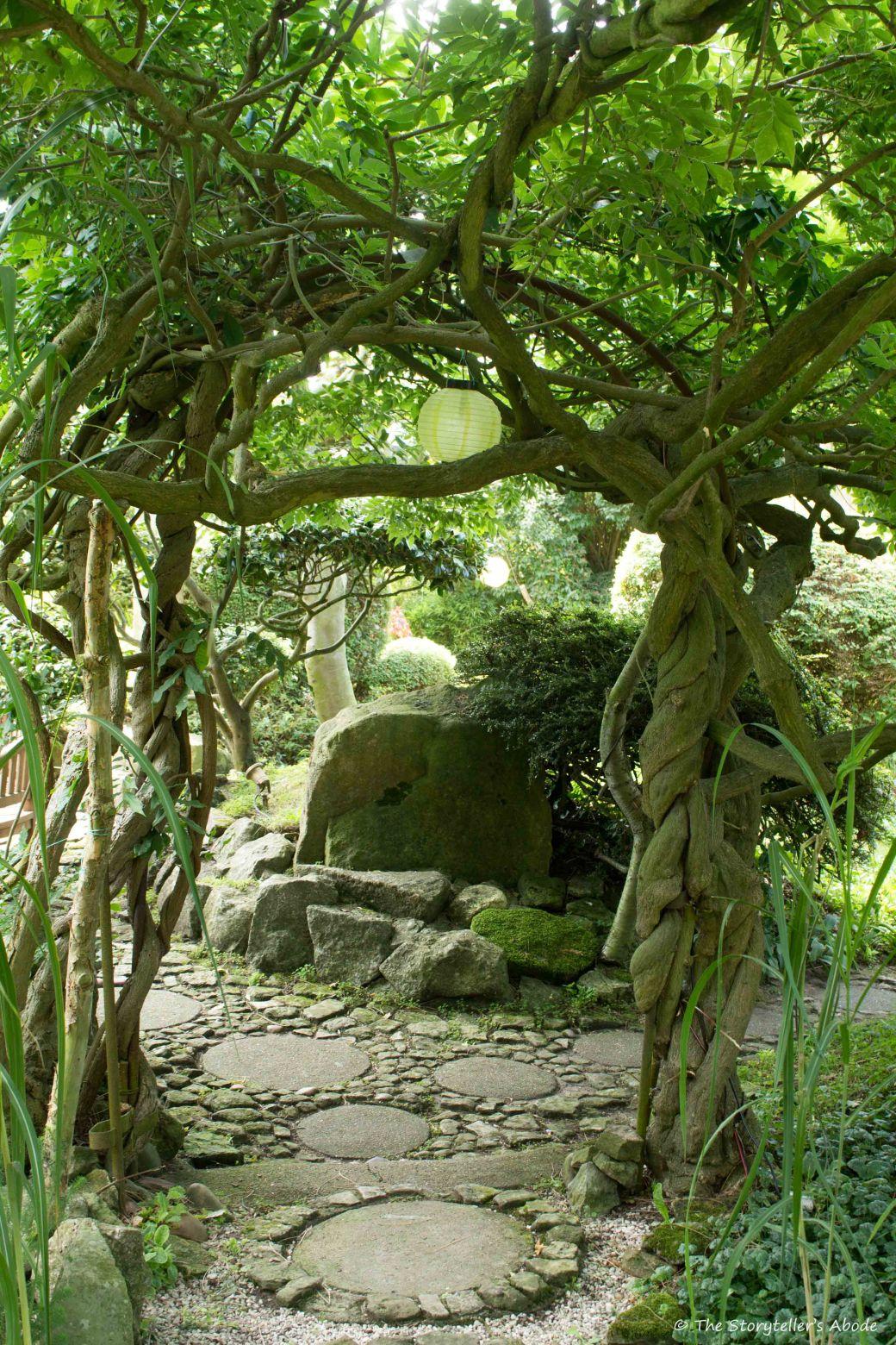 Path Under Tree