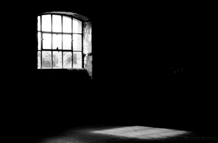 The Darkness Within bw
