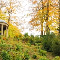 Wordless Wednesday: Autumnal Folly