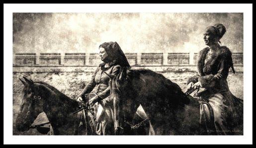 Ladies Riding 2