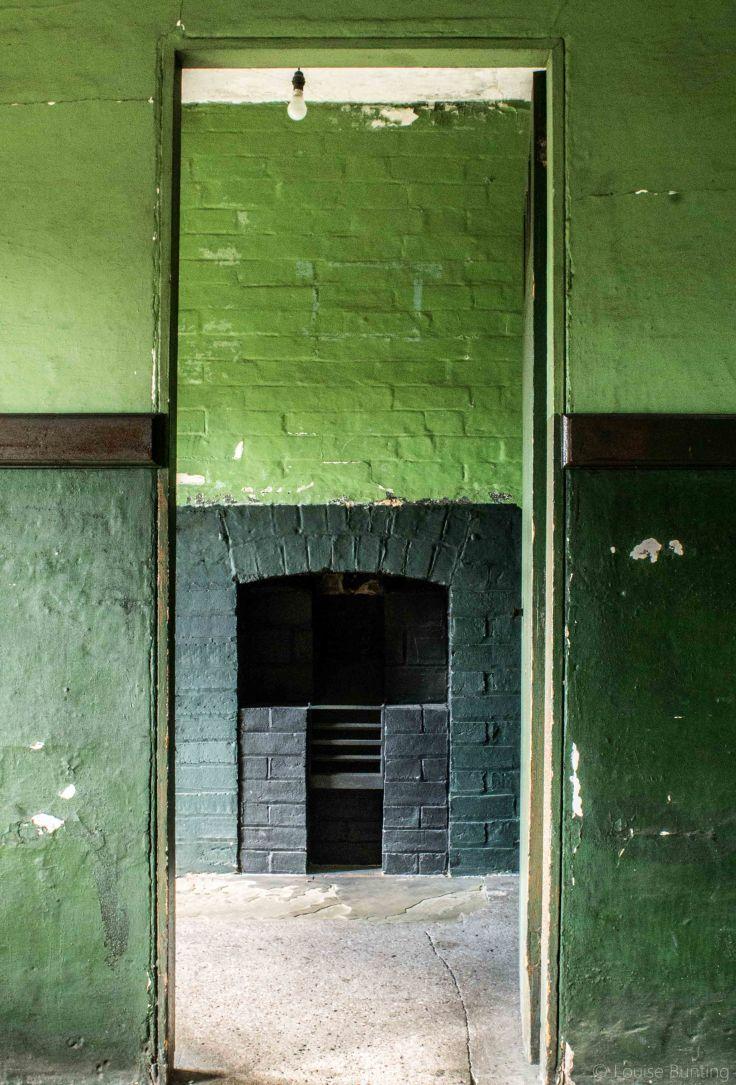 View Through a Doorway