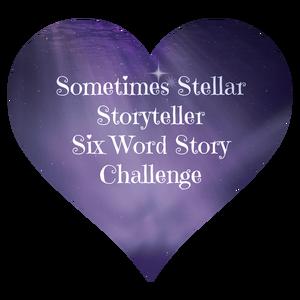 sometimes-stellar-storyteller-six-word-story-challenge