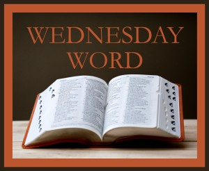 wednesday word
