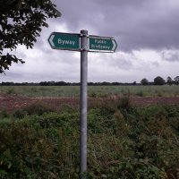 Byways and Bridleways